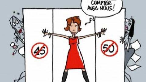 Génération 50, l'avenir passe par nous !
