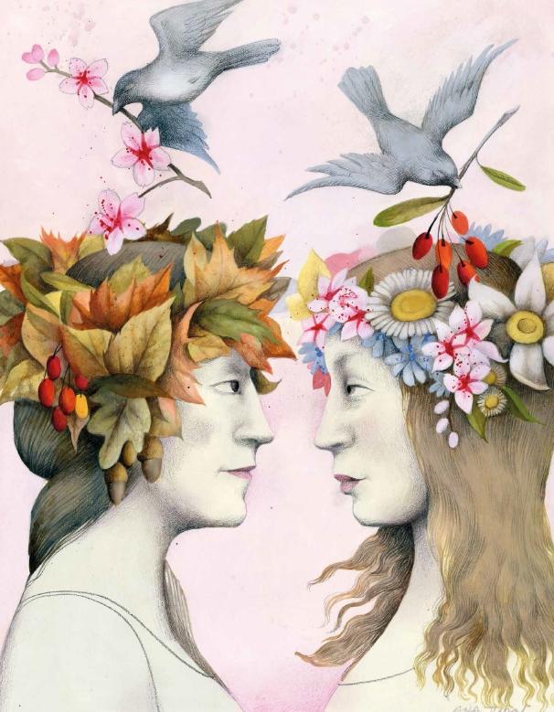 Illustrations Ana Juan