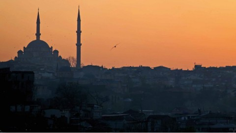 🔒 Istanbul