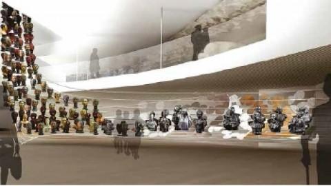 La réouverture du musée de l'Homme