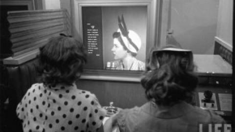 Précurseur du shopping en ligne … dans les années 50