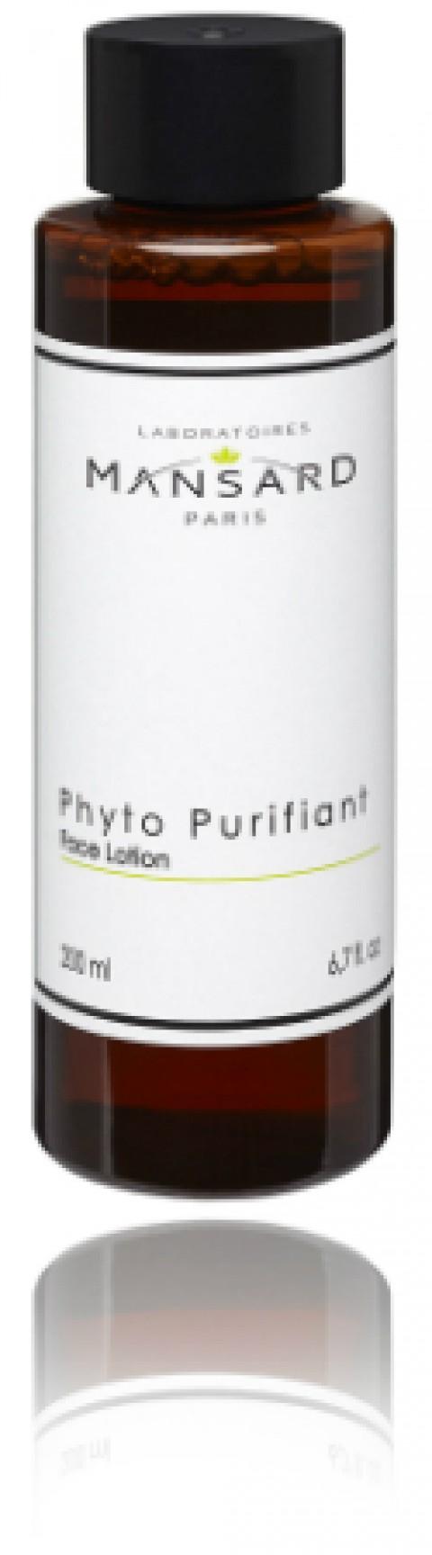 Cadeau : recevez une miniature du sérum Phyto Purifiant Nettoyant 3 en 1 Mansard