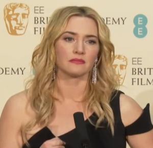 Kate Winslet BAFTA 2016