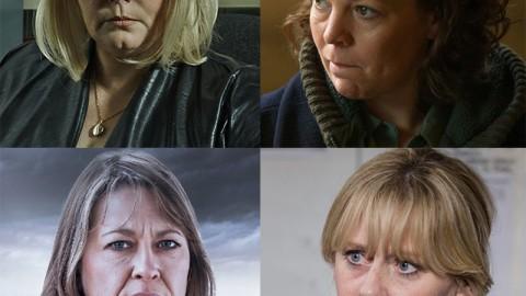 Les drôles de dames majuscules de la télé british
