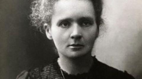 Hommage à Marie Curie